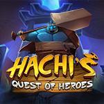 Hachi's Quest Of Heroes